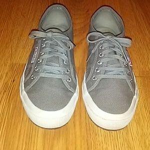 Superga Cotu Classic Grey Sneakers